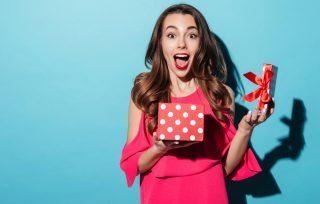 Kaip nupirkti tobulą dovaną merginai?