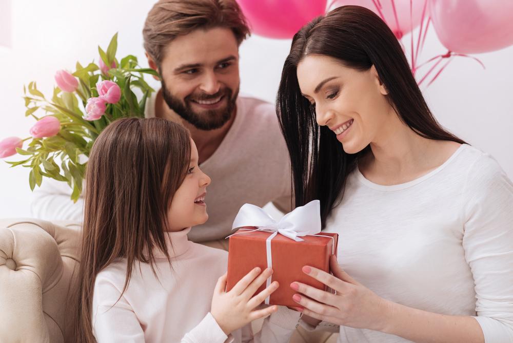 Dovanojama dovana mamai