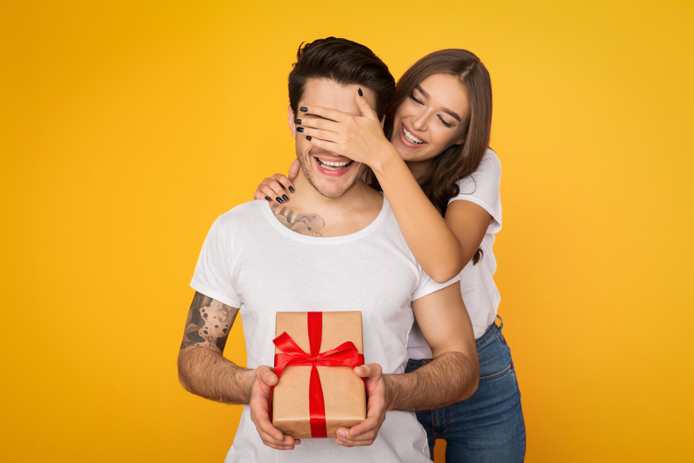 Dovanojama dovana vyrui