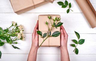 3 dovanų vyniojimo tendencijos 2019 m. pavasarį ir vasarą