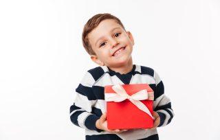 dovana vaikui