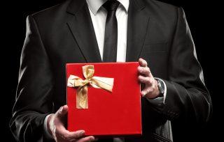 Saugi ir geriausia asmeninių dovanų zona vyrams